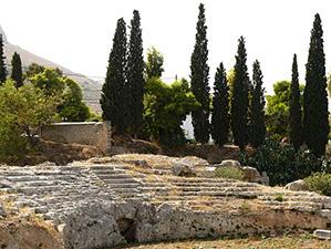 Corinth Tour